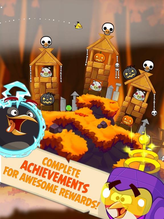 Angry Birds Seasons HD Screenshot
