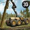 Heavy Logging Harvester Truck Simulator Full harvester