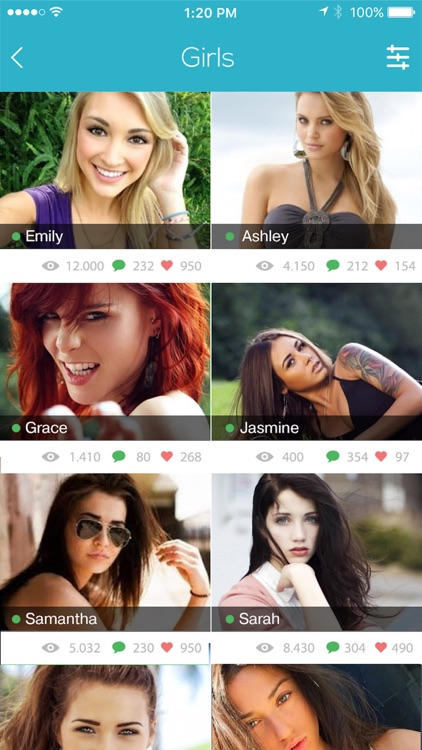 Hot Dating app - sexy girls and men online meet
