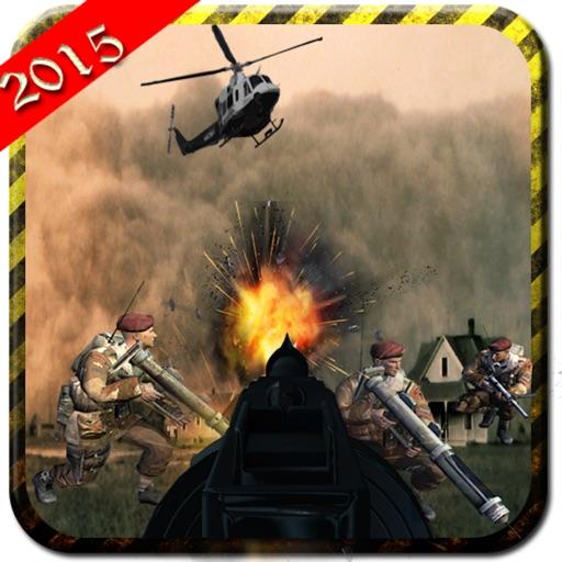 City Commando Terrorist Attack:Sniper War iOS App