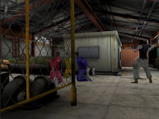 Frontline Fury Grand Shooter Скриншоты9