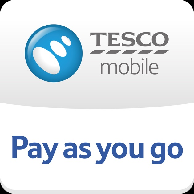 Iphone  Tesco Pay As You Go