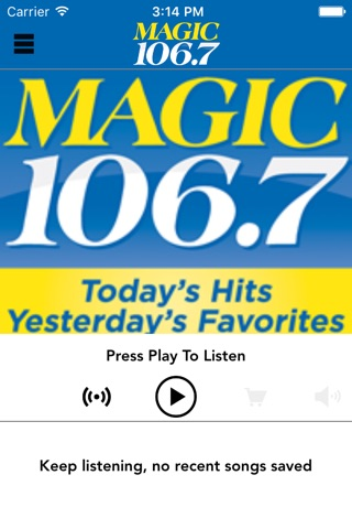 MAGIC 106.7- Boston screenshot 1
