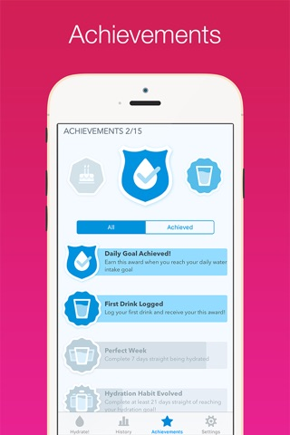 WaterMinder® screenshot 3