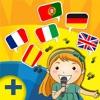 Kinder+ Nursery Rhymes - Multi Language kids songs