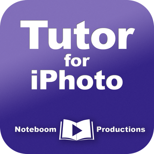 Tutor for iPhoto