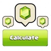 Calc Tools - Gem Guide for Clash of Clans Apps free for iPhone/iPad