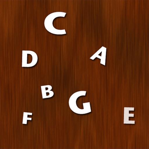 Alphabet Race iOS App