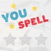 You Spell Free fairy spell words