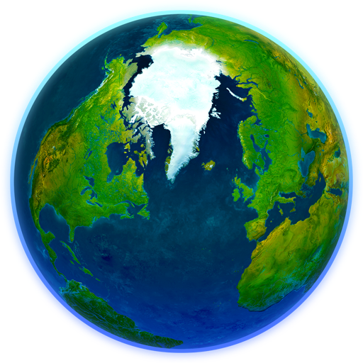3D地球 Earth 3D For Mac