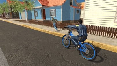 Screenshot #7 for Police BMX Rider: Crime