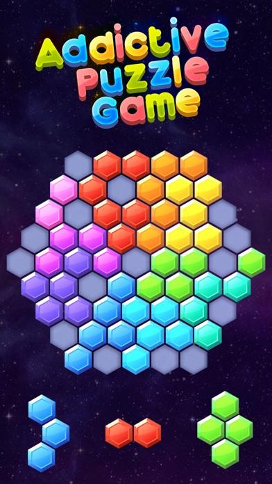 1010: Hexa Block Screenshot