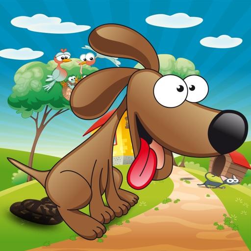 Ah Poo! - Fun Kids Games for boys and girls - Free Version iOS App