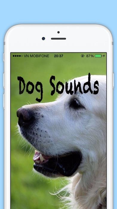 Barking Dog Sound App