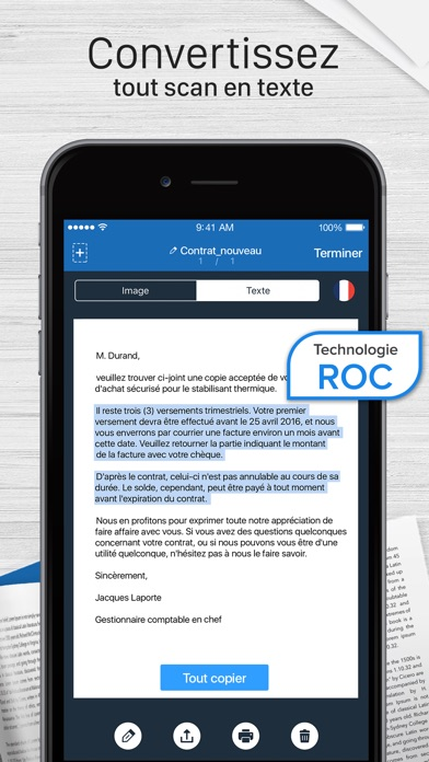 download Scanner pour moi + OCR apps 3
