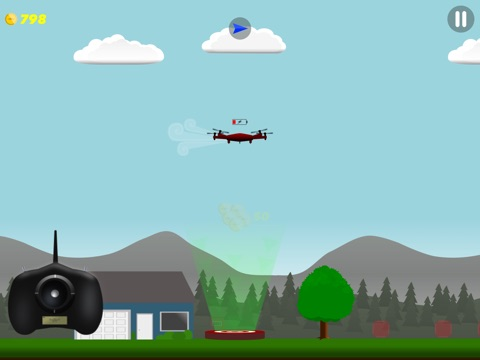 Drone Dropper screenshot 4