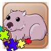 Bear Paint - Mania Puzzles Animal For Kids App