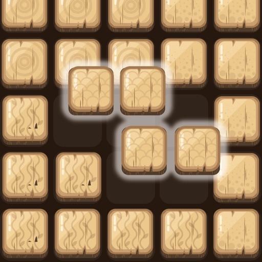 Wooden Block! Puzzle iOS App