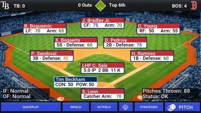 MLB Manager 2017 Screenshot