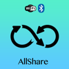 AllShare - Transfer via Wi-Fi & Bluetooth
