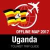 乌干达 旅遊指南+離線地圖