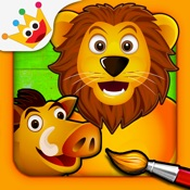 Savanna Animals Toddlers Games Puzzles Kids Free Hack Resources (Android/iOS) proof