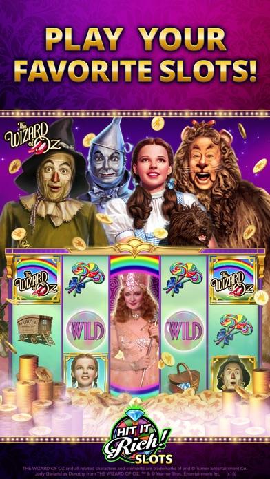 Hit it Rich! Casino Slots iPhone