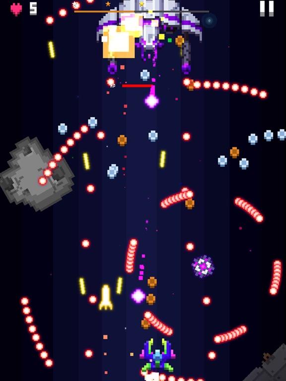 Скачать игру Pixel Craft - Space Shooter
