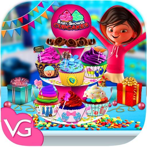 DIY Baby Shower Cupcake Chef - Bake Cupcakes iOS App