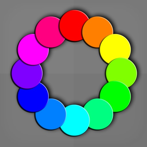 All Same Color ( roll & slide puzzle ) - the Ball iOS App