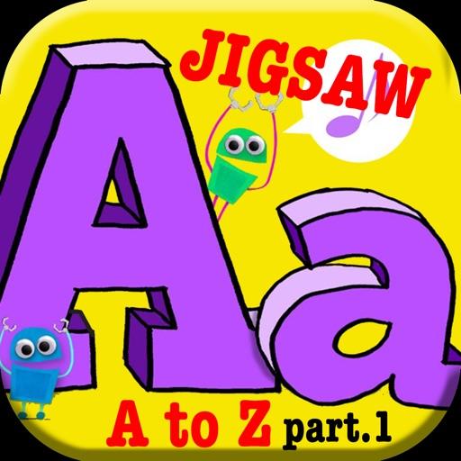 Toys and Alphabets - Jigsaw Sliding Games for Kids iOS App