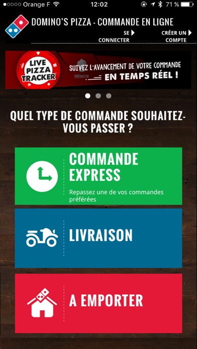 download Domino's Pizza France apps 3