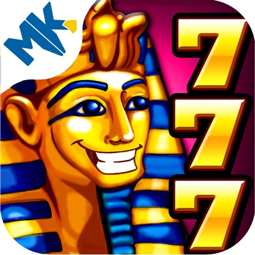 PHARAOH slots - The best free slots ! iOS App