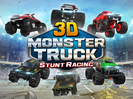 Monster Truck Parking Game Real Car Racing Games On The App Store