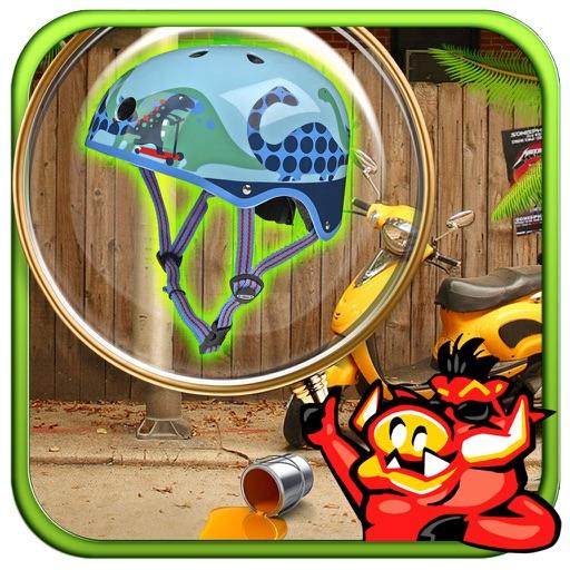 Scooters - Hidden Object Secret Mystery Adventures iOS App