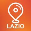 Lazio, Italy - Offline Car GPS