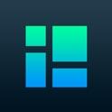 画像加工 Lipix・コラージュ・写真編集・フォト フレーム icon