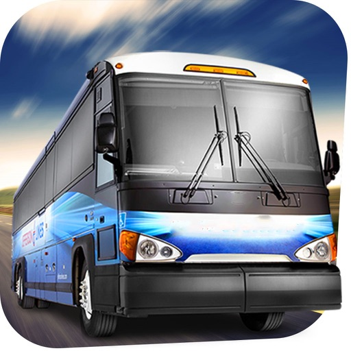 Off Road Bus Simulator 3D : New Free Game Icon