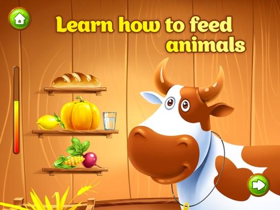 Скачать игру Ферма животных - развивающая игра для малышей