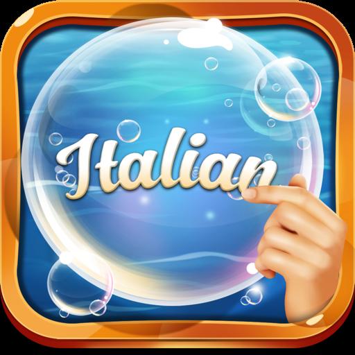 Итальянский Bubble Bath: Итальянский Словарь