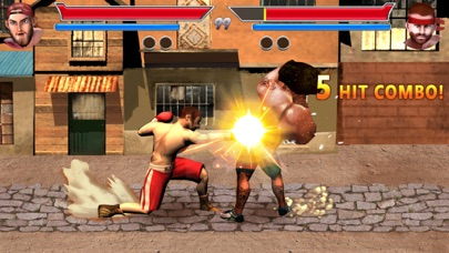 UFC Boxing MMA fighting:Real sports games Screenshot on iOS