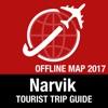 纳尔维克 旅遊指南+離線地圖