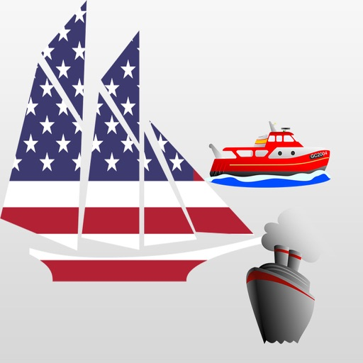 Лодки - плавучий Суд море Наклейки