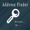 Address & IP address Finder - Shine George
