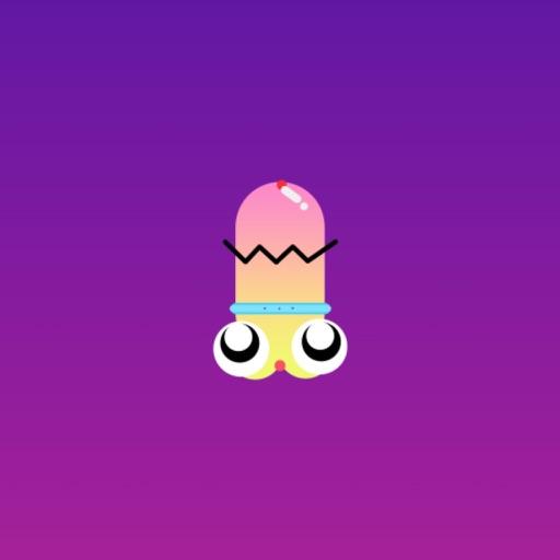 Ushee Squad (Alien Stickers Pack) iOS App