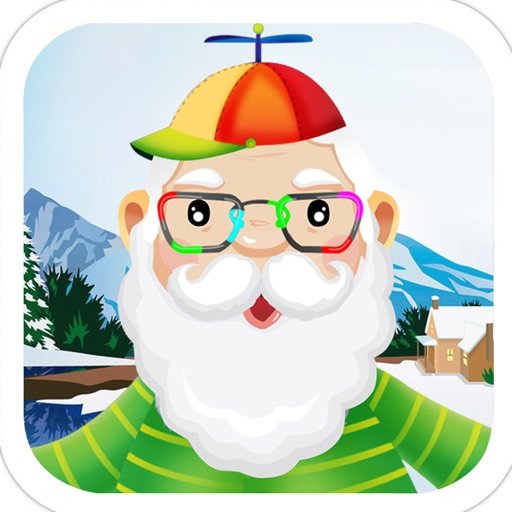 Surprise gift Santa Claus-dress up Games for girls iOS App