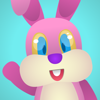 Vasile Calin Filigean - Easter Bunny Animated Stickers  artwork