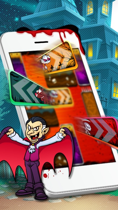 Move The Block Vampire & Werewolf Game iOS Game Version 1 0