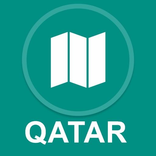 Qatar : Offline navigazione GPS