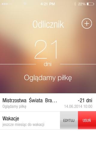 Odlicznik screenshot 4
